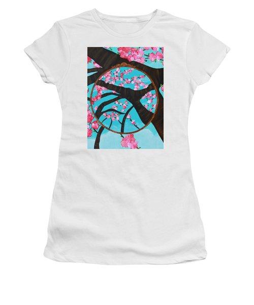 Cherry Blossom Women's T-Shirt