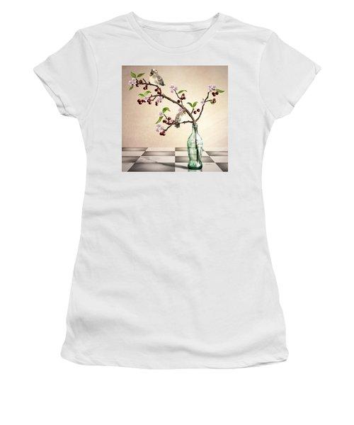 Cherry Coke Women's T-Shirt (Athletic Fit)