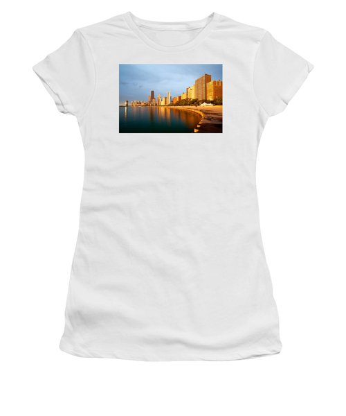 Chicago Skyline Women's T-Shirt
