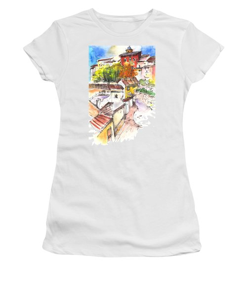 Chinchilla De Monte Aragon 02 Women's T-Shirt