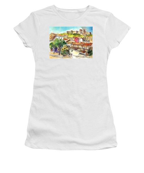 Chinchilla De Monte Aragon 06 Women's T-Shirt