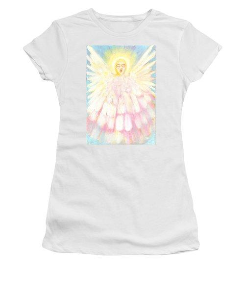 Choiring Angel Women's T-Shirt
