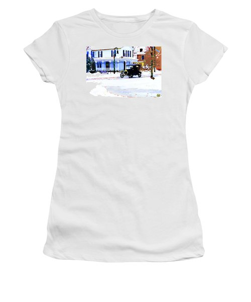 Christmas - 1913 Women's T-Shirt (Athletic Fit)