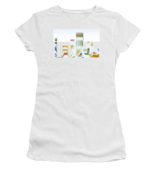 City Mesa Women's T-Shirt (Athletic Fit)