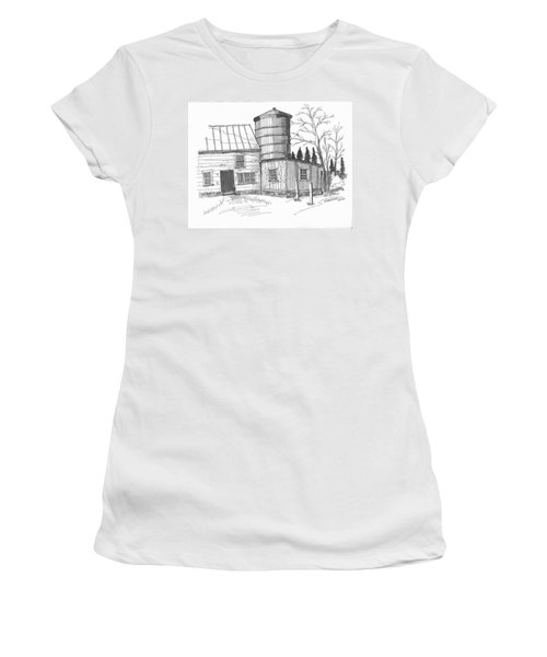 Clermont Barn 1 Women's T-Shirt