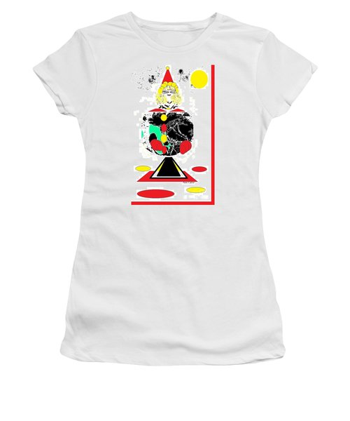 Clowning  Around 2 Women's T-Shirt (Athletic Fit)