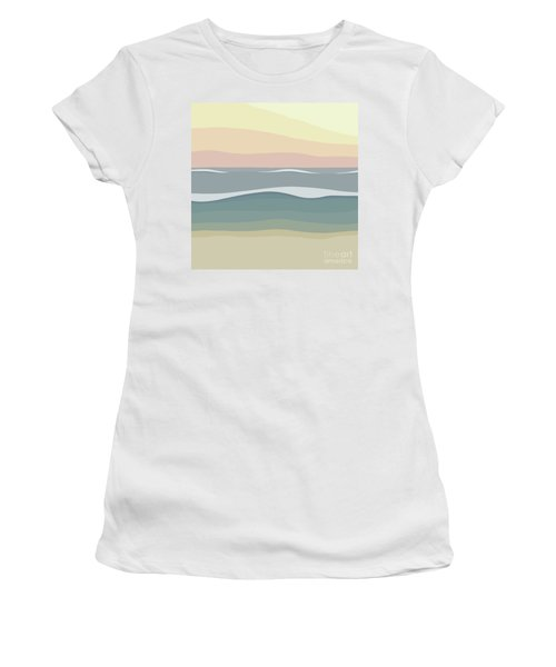 Coast Women's T-Shirt (Athletic Fit)