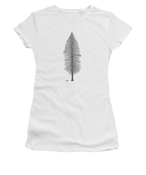 Coastal Redwood Women's T-Shirt (Athletic Fit)