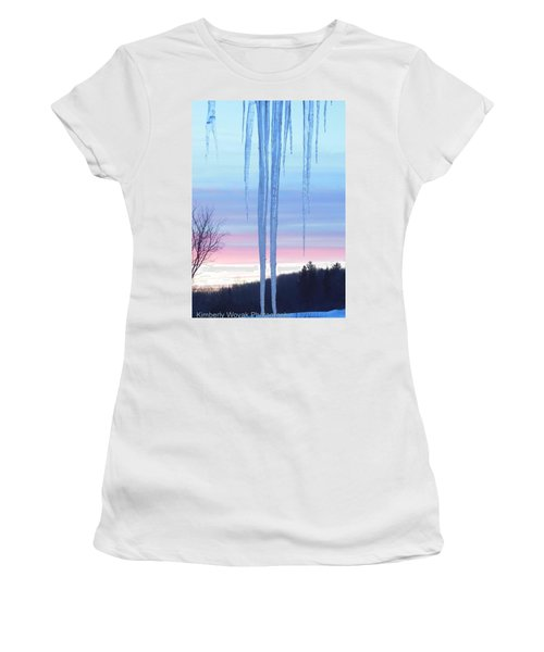 Cold As Ice Women's T-Shirt