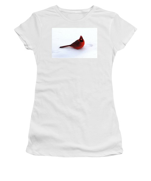 Cold Seat Women's T-Shirt (Junior Cut) by Alyce Taylor