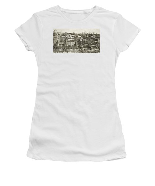 College Henri Iv And The Lycee Napoleon Women's T-Shirt
