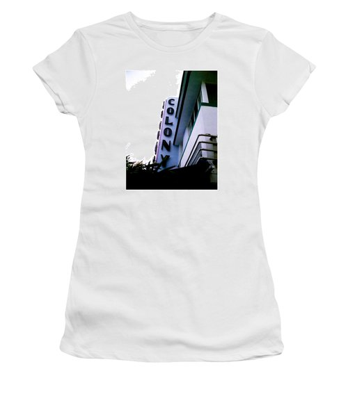 Colony Polaroid Women's T-Shirt
