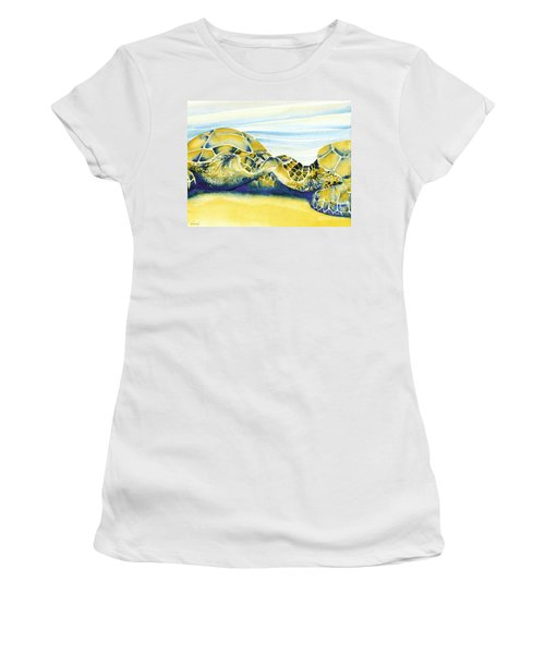 Companions Women's T-Shirt (Athletic Fit)