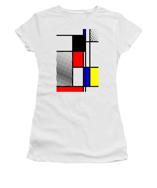 Composition 100 Women's T-Shirt (Athletic Fit)