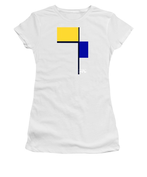 Women's T-Shirt (Junior Cut) featuring the photograph Composition by Tina M Wenger