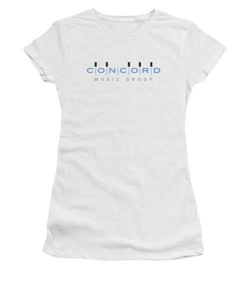 Concord Music - Concord Logo Women's T-Shirt