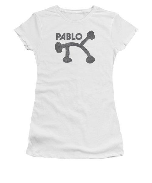 Concord Music - Retro Pablo Women's T-Shirt