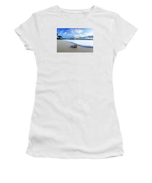 Cone Foam Women's T-Shirt (Athletic Fit)
