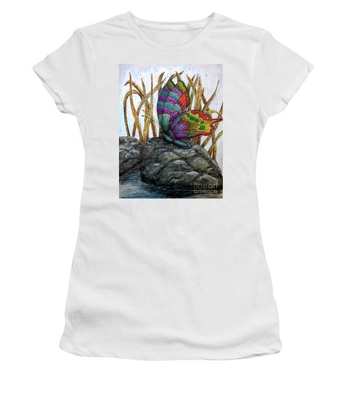 Contemplation Women's T-Shirt