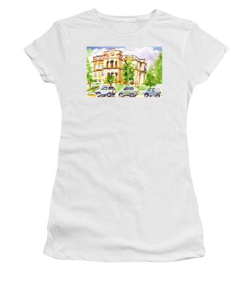County Courthouse II Women's T-Shirt