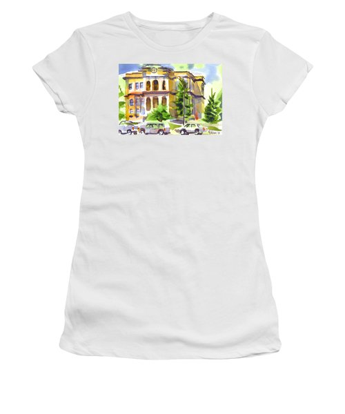 County Courthouse Women's T-Shirt