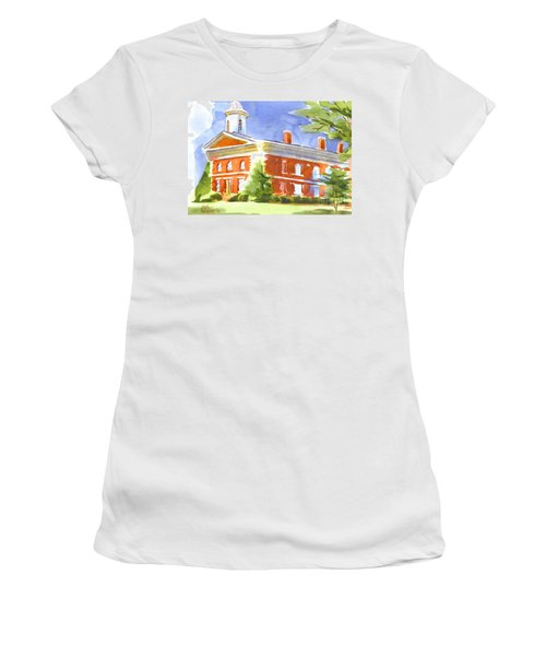 Courthouse Bright Women's T-Shirt