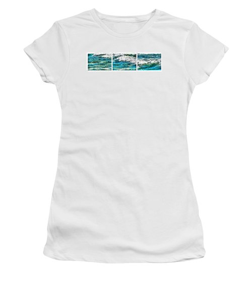 Cresting Waves Women's T-Shirt
