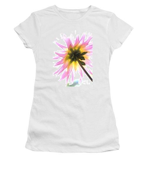 Dahlia Flower Women's T-Shirt