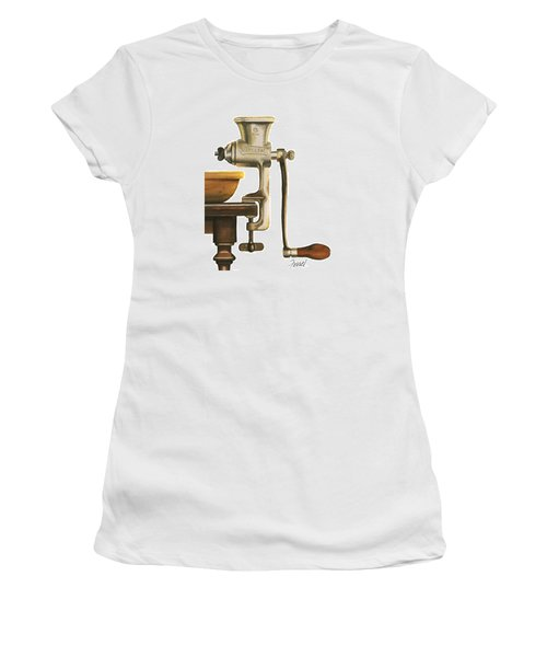 Daily Grind Women's T-Shirt (Athletic Fit)