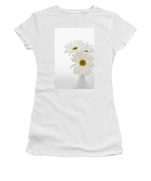 Daisies For You Women's T-Shirt (Athletic Fit)