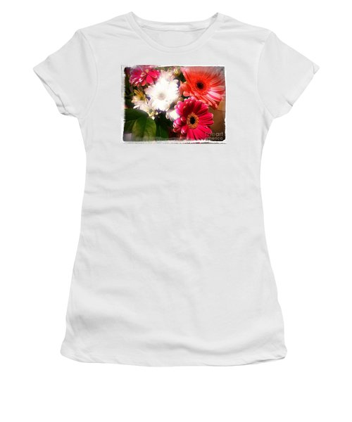 Daisy January Women's T-Shirt (Athletic Fit)