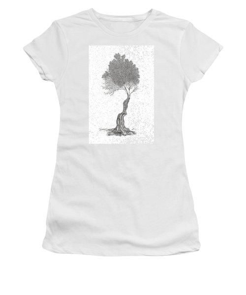 Damages Women's T-Shirt (Athletic Fit)