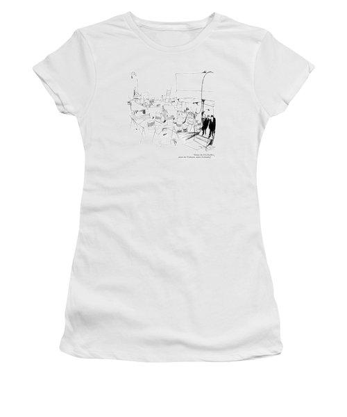 Damn The Uris Brothers Women's T-Shirt