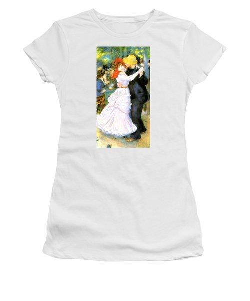 Dance At Bougival Women's T-Shirt