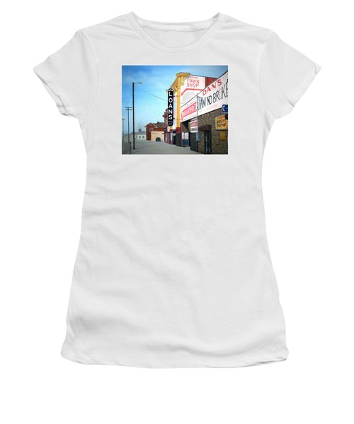 Dan's Women's T-Shirt (Athletic Fit)