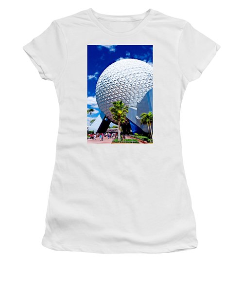 Daylight Dome Women's T-Shirt (Athletic Fit)
