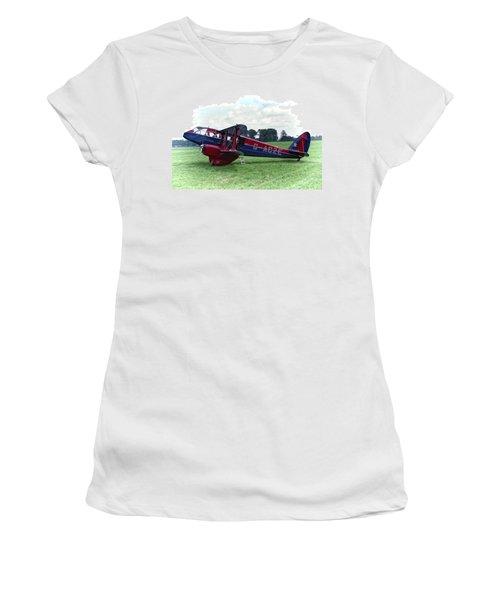 De Havilland Dragon Rapide Women's T-Shirt