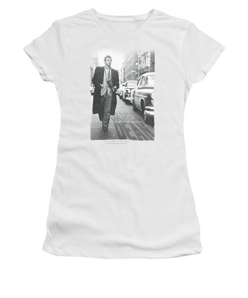 Dean - On The Street Women's T-Shirt (Athletic Fit)