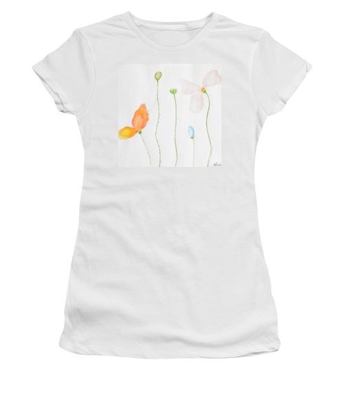 Delicate  Women's T-Shirt (Junior Cut) by Reina Resto