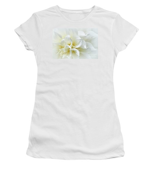 Delicate White Softness Women's T-Shirt