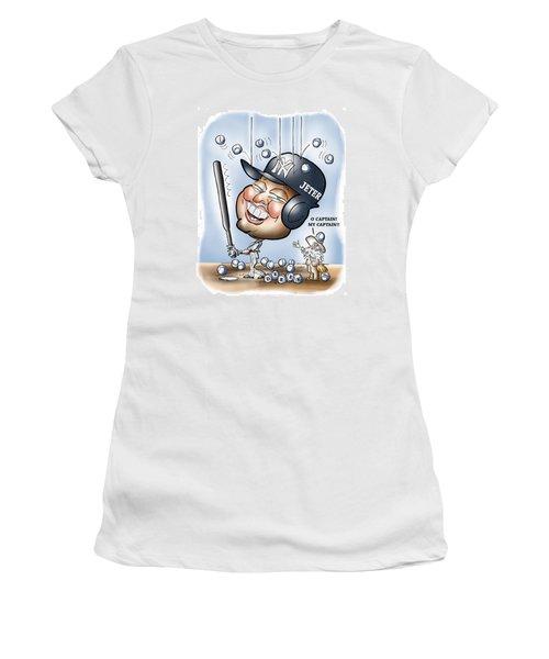 Derek Jeter Women's T-Shirt
