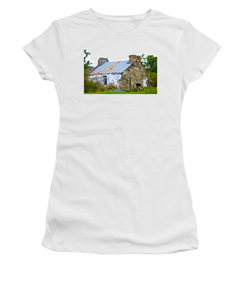 Derelict Women's T-Shirt (Athletic Fit)