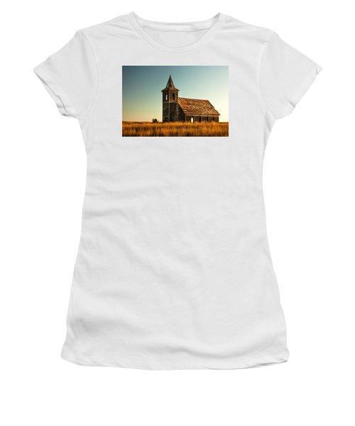Deserted Devotion Women's T-Shirt