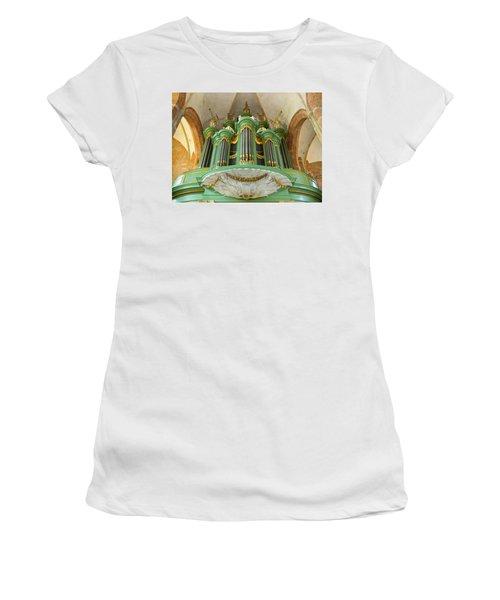 Deventer Organ Women's T-Shirt (Athletic Fit)