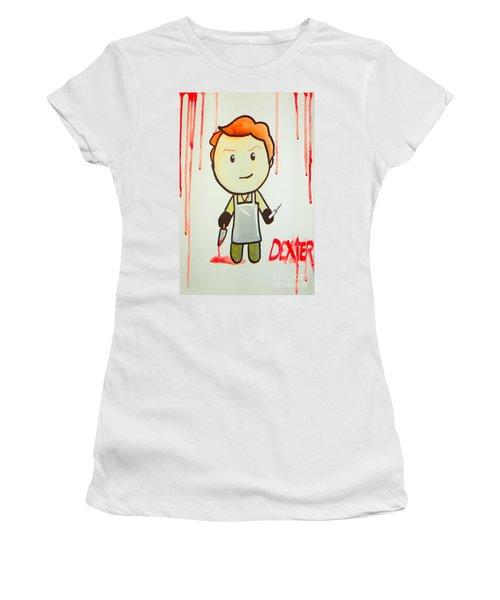 Dexter Women's T-Shirt (Athletic Fit)