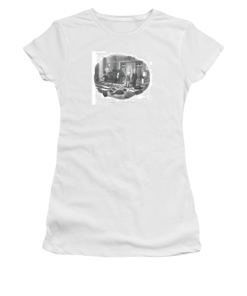 Dial Weather 6-1212 Women's T-Shirt