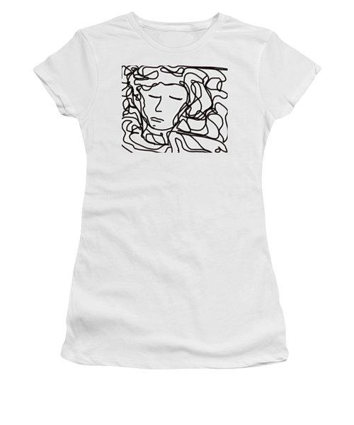 Digital Doodle Women's T-Shirt
