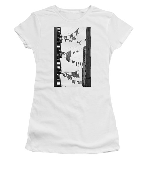 Dirty Laundry Women's T-Shirt (Athletic Fit)