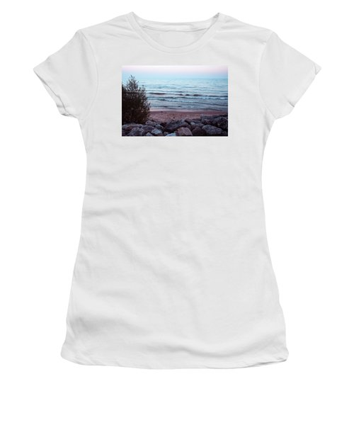 Distance  Women's T-Shirt (Athletic Fit)