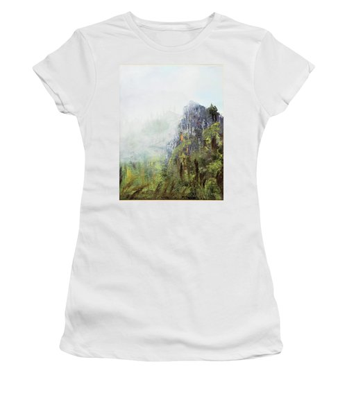 Dixville Notch Nh Women's T-Shirt (Athletic Fit)